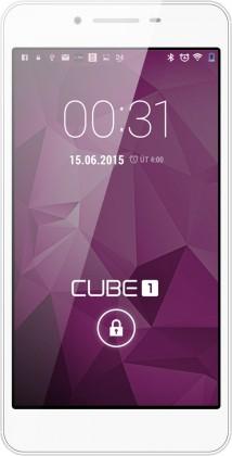 Smartphone CUBE1 S31 White POUŽITÉ, NEOPOTŘEBENÉ ZBOŽÍ