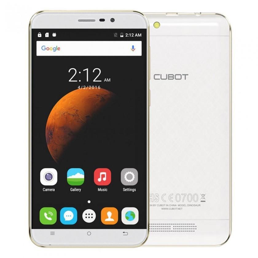 Smartphone Cubot Dinosaur 16GB bílá