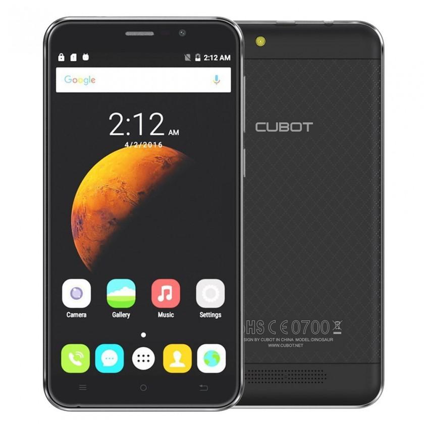 Smartphone Cubot Dinosaur 16GB černá