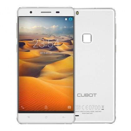 Smartphone Cubot S550 Pro 16GB bílá