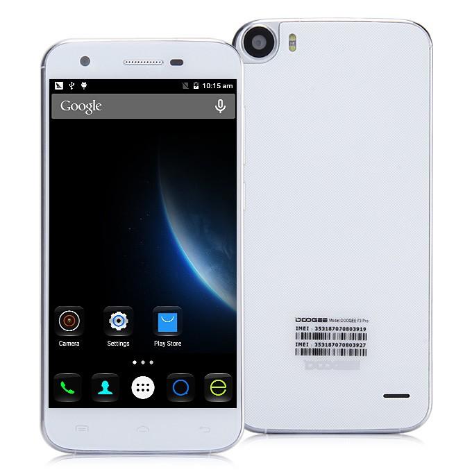 Smartphone DOOGEE F3 Pro White