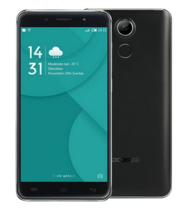 Smartphone DOOGEE F7 Dual SIM, LTE, 32GB, šedá