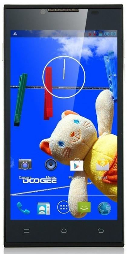 Smartphone DOOGEE Turbo DG2014 černý