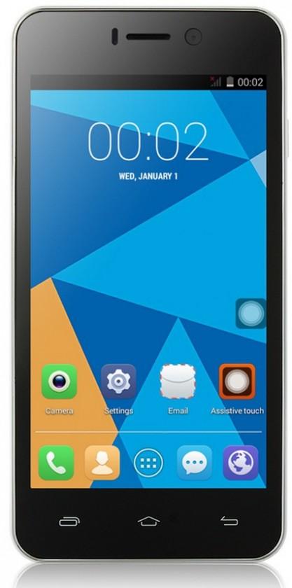 Smartphone DOOGEE Valencia DG800 bílý
