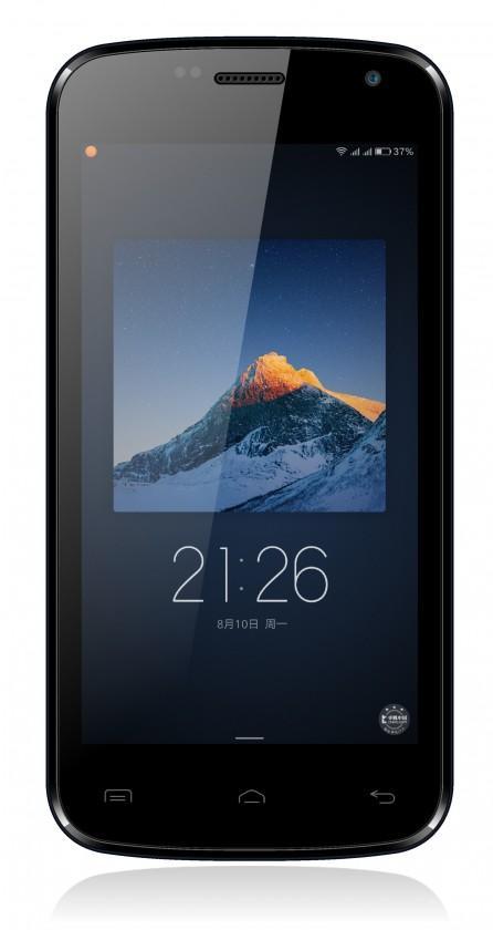 Smartphone DOOGEE X3 Black