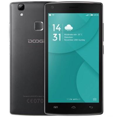 Smartphone DOOGEE X5 Max, černá