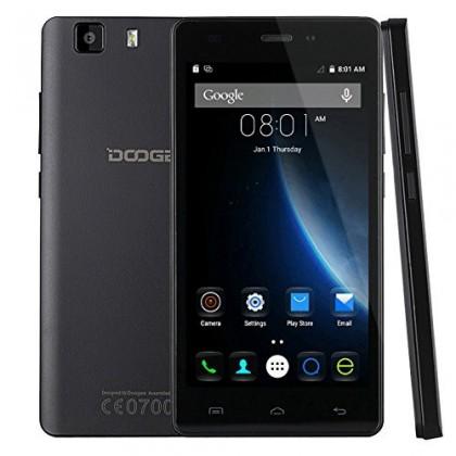 Smartphone DOOGEE X5 Pro, černá