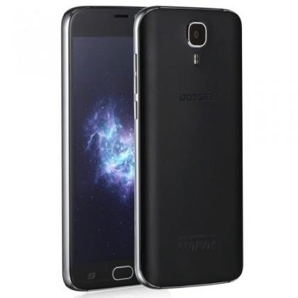 Smartphone DOOGEE X9 Pro, Dual SIM, LTE, 16GB, černá