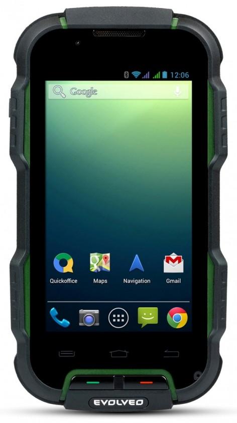 Smartphone EVOLVEO StrongPhone D2