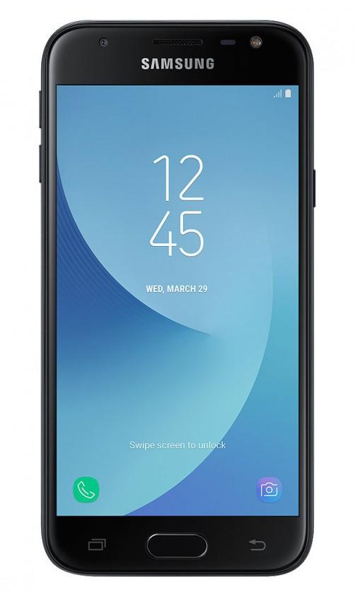 Smartphone Galaxy J3 2017 LTE black