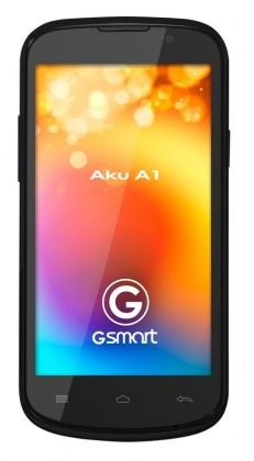 Smartphone Gigabyte GSmart AKU A1 Black