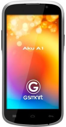 Smartphone Gigabyte GSmart AKU A1 White