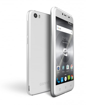 Smartphone GIGABYTE GSmart CLASSIC LTE, bílý