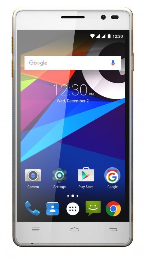 Smartphone GIGABYTE GSmart ELITE LTE Bílá