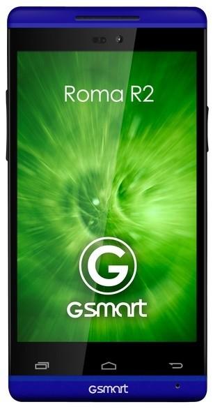 Smartphone Gigabyte GSmart ROMA R2Blue