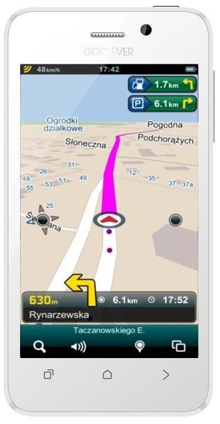 Smartphone GoClever Quantum 4 White