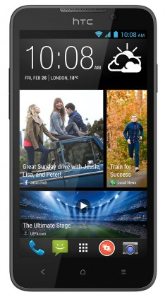 Smartphone HTC Desire 516 (V2) dual SIM - Dark Gray