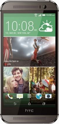 Smartphone HTC One M8 Gun Metal Grey