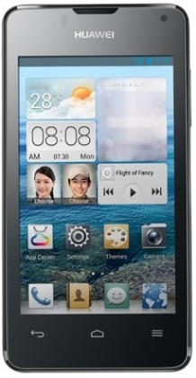 Smartphone HUAWEI Ascend Y300 White-Black