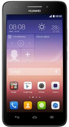 Smartphone HUAWEI G620S Black ROZBALENO