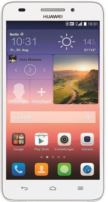 Smartphone HUAWEI G620S White