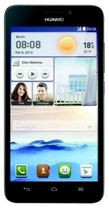 Smartphone HUAWEI G630 Black