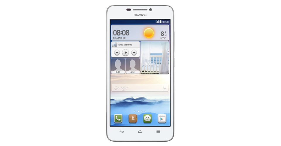 Smartphone HUAWEI G630 White