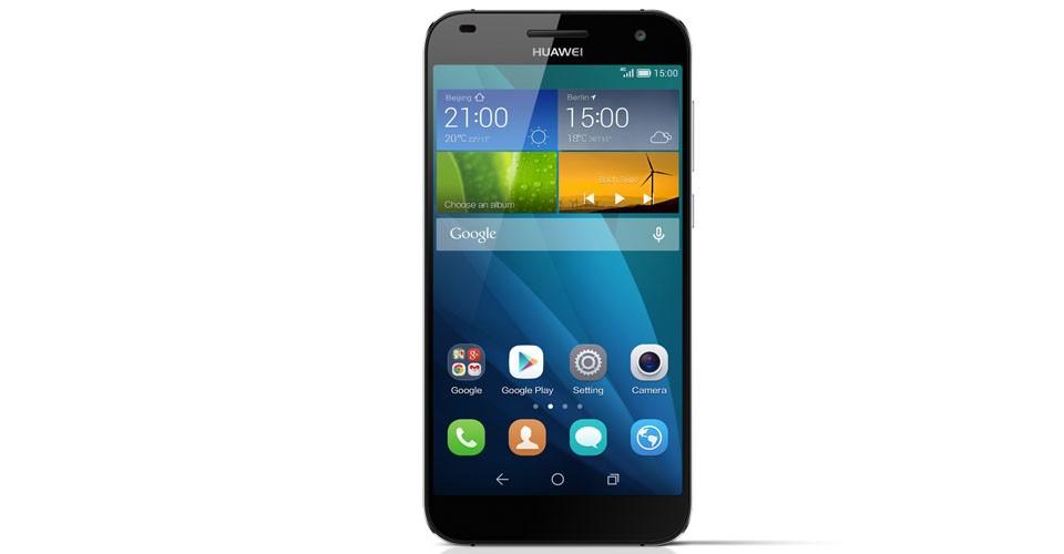 Smartphone HUAWEI G7 Grey