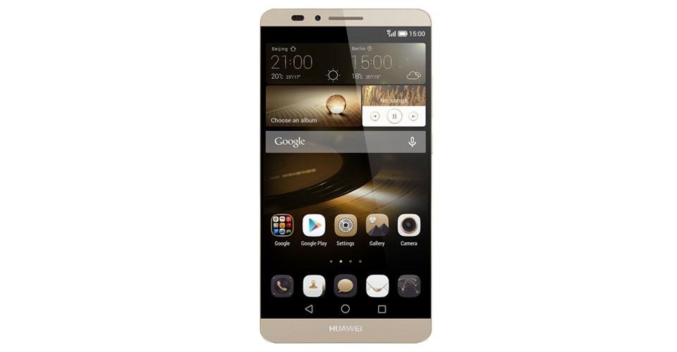 Smartphone HUAWEI Mate 7 Gold Dual SIM