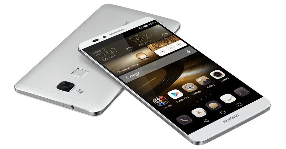 Smartphone HUAWEI Mate 7 Silver