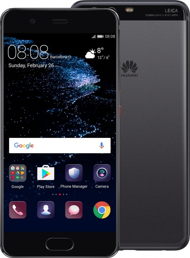 Smartphone Huawei P10 DS Black ROZBALENO