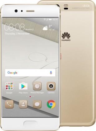 Smartphone Huawei P10 DS, zlatá