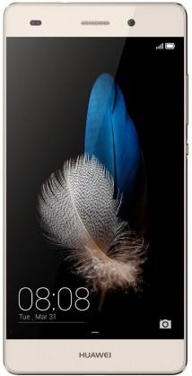 Smartphone Huawei P8 Lite Dual Sim, zlatá