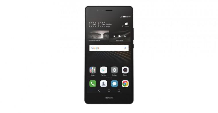 Smartphone Huawei P9 Lite Dual SIM, černá