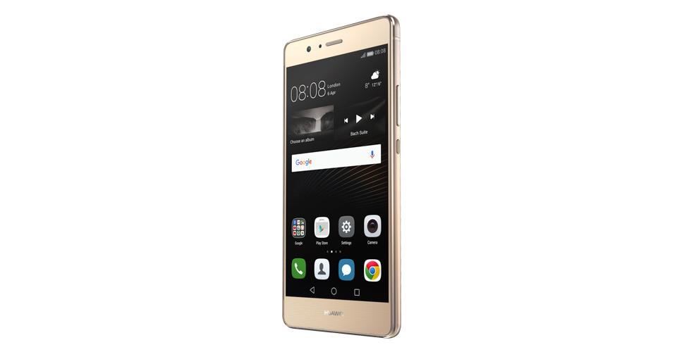 Smartphone Huawei P9 Lite Dual SIM, zlatá