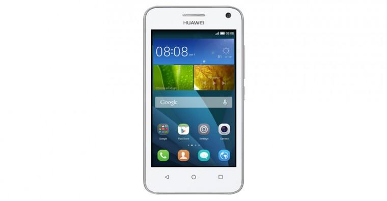 Smartphone HUAWEI Y360 Dual SIM White