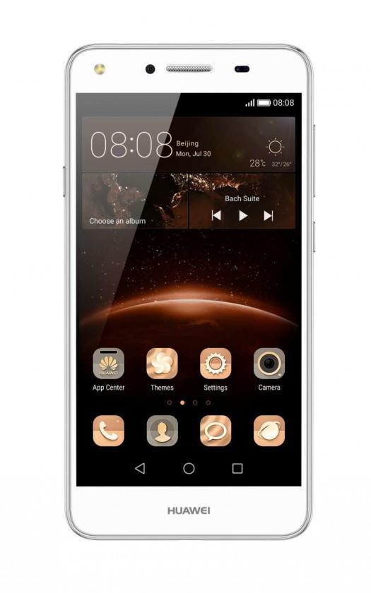 Smartphone Huawei Y5 II Dual Sim, bílá