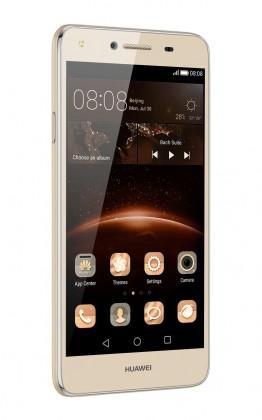 Smartphone Huawei Y5 II Dual Sim, zlatá