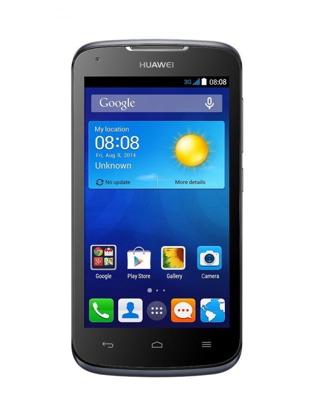 Smartphone HUAWEI Y540 Dual SIM Black