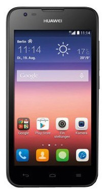 Smartphone HUAWEI Y550 White