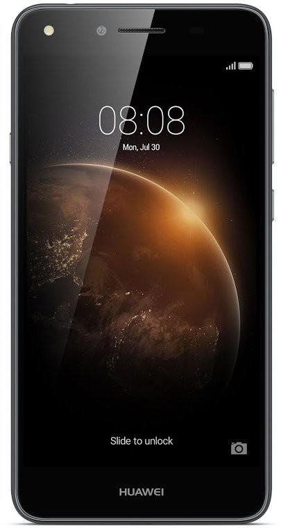 Smartphone Huawei Y6 II Compact Dual Sim, černá