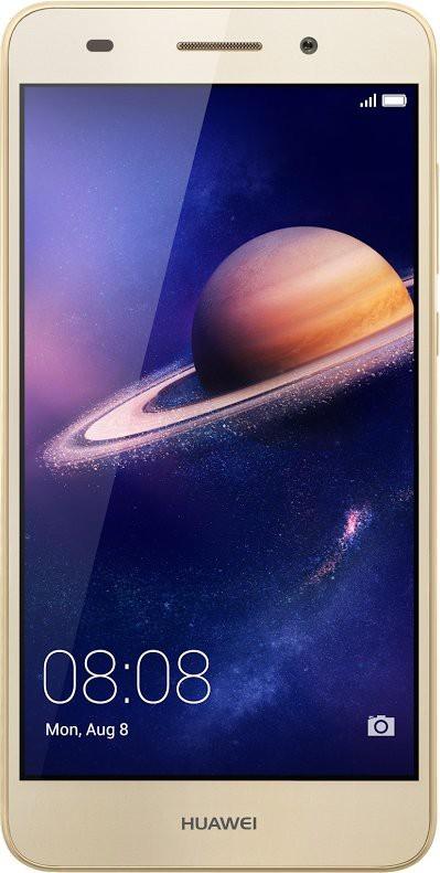 Smartphone Huawei Y6 II Dual SIM, zlatá
