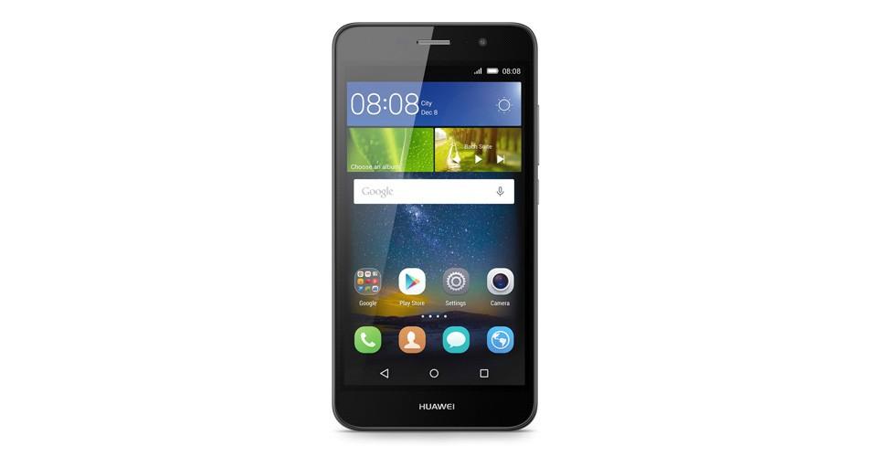 Smartphone Huawei Y6 PRO Dual Sim, černá