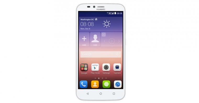 Smartphone HUAWEI Y625 Dual SIM White