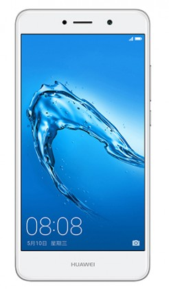 Smartphone HUAWEI Y7 Dual Sim Silvery