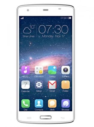 Smartphone Hyundai Cyrus HP554O, bílá