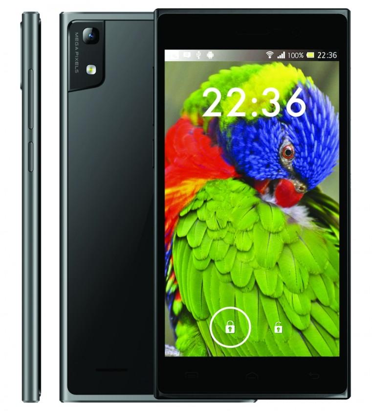 Smartphone IGET Blackview  Arrow BLACK