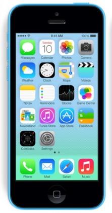 Smartphone iPhone 5c 16GB Blue