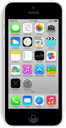 Smartphone iPhone 5c 16GB White