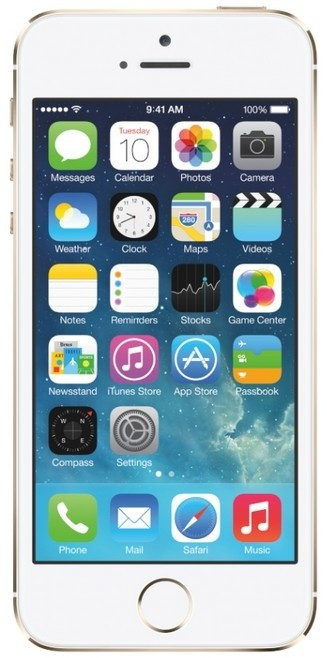 Smartphone iPhone 5S 64GB Gold